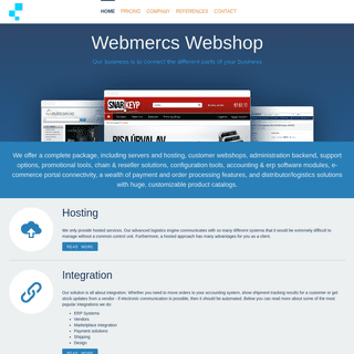 ArchiveBay.com - webmercs.com - Webmercs - State-of-the-art e-business solutions