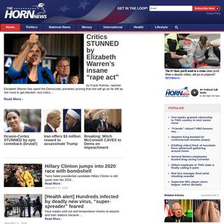 The Horn News