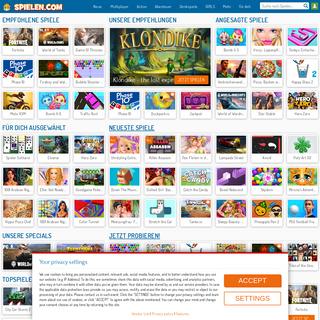 Die besten Gratis-Spiele auf spielen.com. Los geht's!