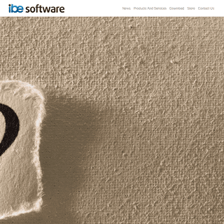 IBE Software - A software development company - IBE-Software