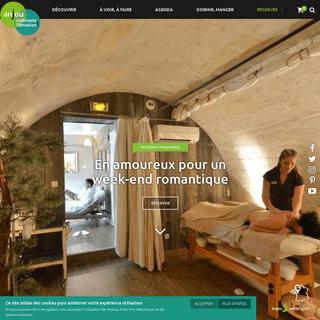 Tourisme en Anjou Val de Loire - Vacances et séjours en Maine-et-Loire