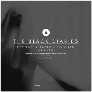 The Black Diaries (Full) — Secure