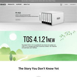 TerraMaster - Best NAS storage - Data Storage Master