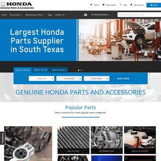 OEM Honda Parts Online - HondaPartsOnline.net
