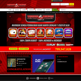 Judi Poker Online - Agen IDN Poker - Bandar Poker Terpercaya