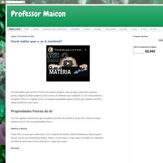 ArchiveBay.com - professormaiconbio.blogspot.com - Professor Maicon