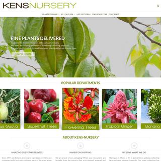 Kens-Nursery – Great plants delivered.