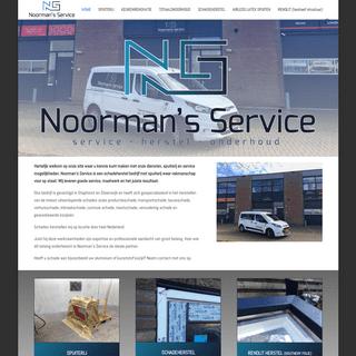 ArchiveBay.com - noormansservice.nl - Home - Noorman's Service
