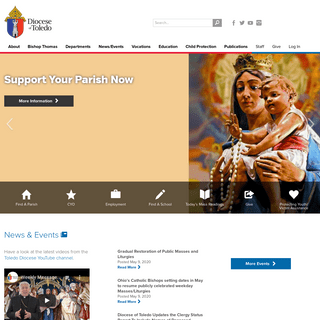 ArchiveBay.com - toledodiocese.org - The Catholic Diocese of Toledo