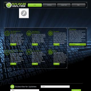 Home - malware-analyzer-1