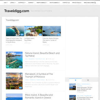 Travel Destination Around The World - TravelDigg.com