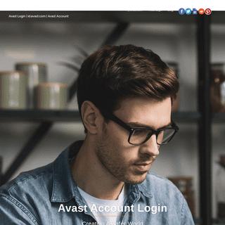 my.avast.com - Avast Login - My Avast Account - id.avast.com