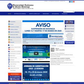 A complete backup of uasd.edu.do