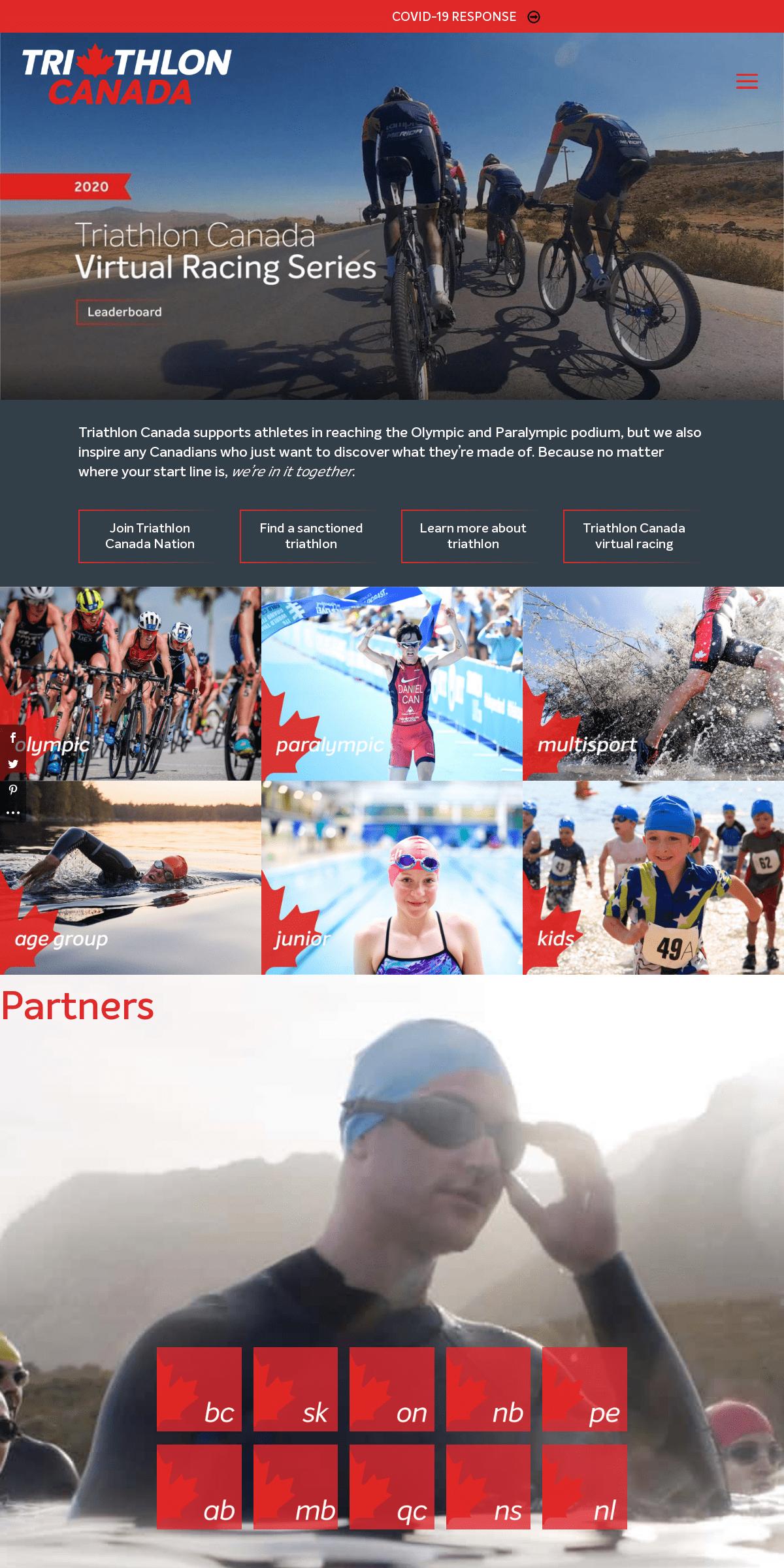 Home - fulgaz - Triathlon Canada