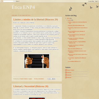 Ética ENP4