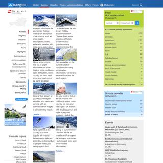 bergfex- Holiday Austria- Summer holiday Austria