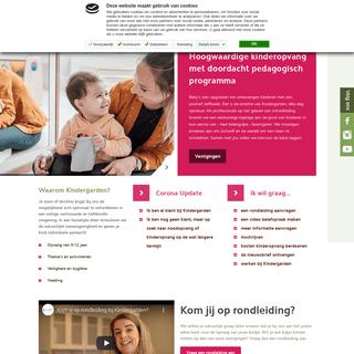 Kindergarden Kinderopvang - Kwalitatieve kinderopvang op diverse locaties in Nederland - Kindergarden Kinderopvang