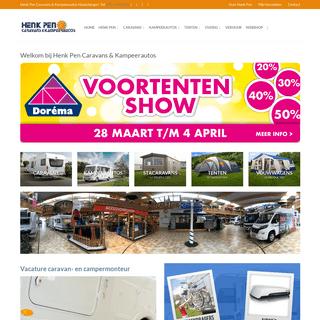ArchiveBay.com - henkpen.nl - Henk Pen Haaksbergen – Caravans en Kampeerautos