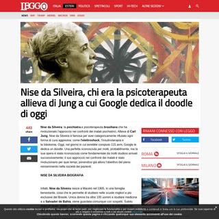 Nise da Silveira, chi era la psicoterapeuta allieva di Jung a cui Google dedica il doodle di oggi