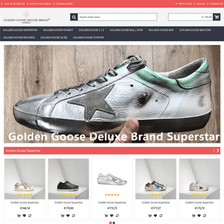 Golden Goose Sneakers Outlet Portugal - GGDBPORTUGAL.COM
