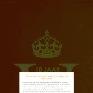 Soldaat van Oranje - De Musical - Officiële site - Bestel tickets