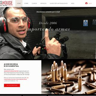Despachante Documental - Guns House Importação de Armas - Brasil
