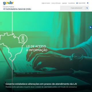 CGU — Português (Brasil)