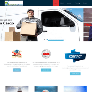 Security Delivery Service – Global Logistics
