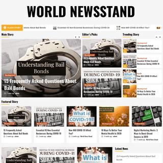 World Newsstand -