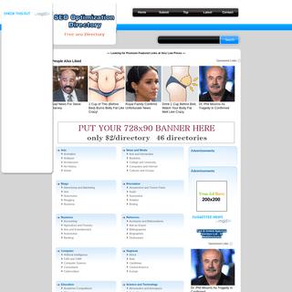 SEO Optimization Directory.com