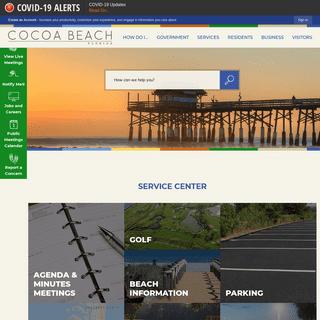 Cocoa Beach, FL - Official Website - Official Website