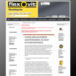 flexshop.hu