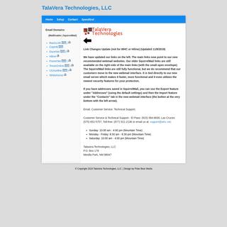 TalaVera Technologies, LLC