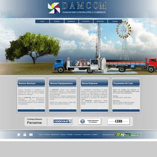 DAMCOM - Poços Artesianos - Petrolina - PE