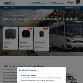 Sicherheitsladen24 – Mobile Wohnmobil Funkalarmanlagen
