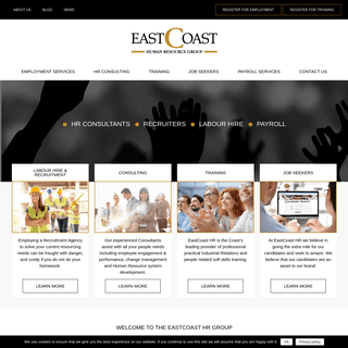 Human Resources Consulting Agency - EastCoast HR Group