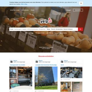 Amsterdam Restaurants, tandartsen, hotels, schoonheidssalons, dokters - Yelp