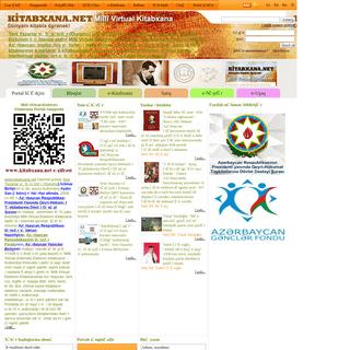 «Kitabxana.Net» Milli Virtual Kitabxana