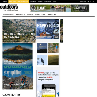 ArchiveBay.com - elevationoutdoors.com - Home - Elevation Outdoors Magazine