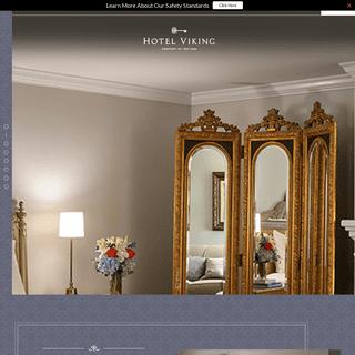 Luxury Hotels in Downtown Newport, Rhode Island - Hotel Viking