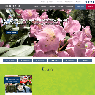 Heritage Museums & Gardens - 100 Acres of Exploration on Cape Cod