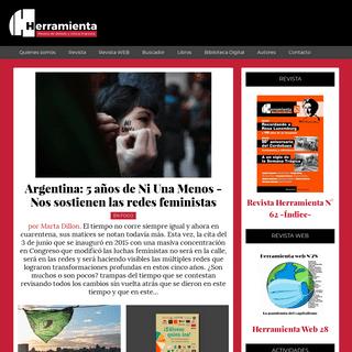 Argentina- 5 años de Ni Una Menos -Nos sostienen las redes feministas