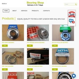 Cylinder roller bearings - Reasonable Price - Bearing Shop