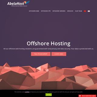 Offshore Hosting - Trusted Offshore Host