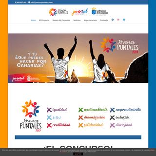 Inicio - Jóvenes Puntales 2019