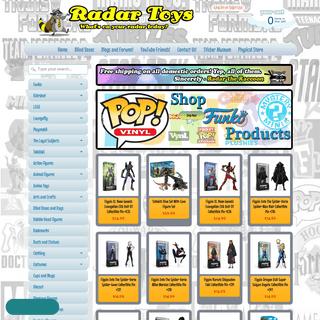 ArchiveBay.com - radartoys.com - Radar Toys and Collectibles - Radar Toys