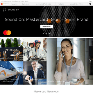 Mastercard - A World Beyond Cash - Leader in Global Digital Payment Solutions & Technology