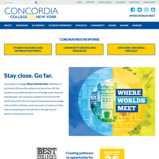 Concordia College New York - Concordia College