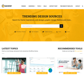 ArchiveBay.com - showwp.com - Show WP - Theme Inspirations, Web Designs, Free Graphics