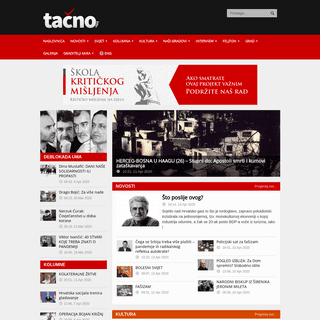 Tacno.net - Portal